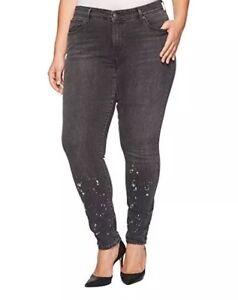 Size 711 Skinny Plus 18 Levi's Nwt Black Jeans Womens 41zE0wqnf