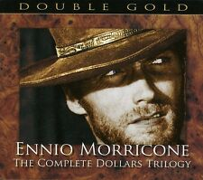 Dollars Trilogy - Ennio Morricone (2008, CD NIEUW)