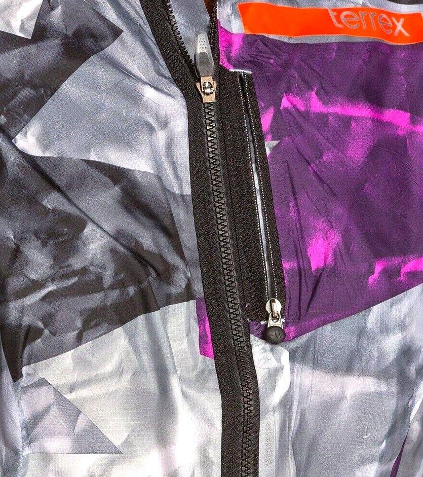 Adidas Terrex Agravic Damen Wind Jacket Jacket Jacket Outdoor Windbreaker Lamgaufjacke  Jacke 550d83