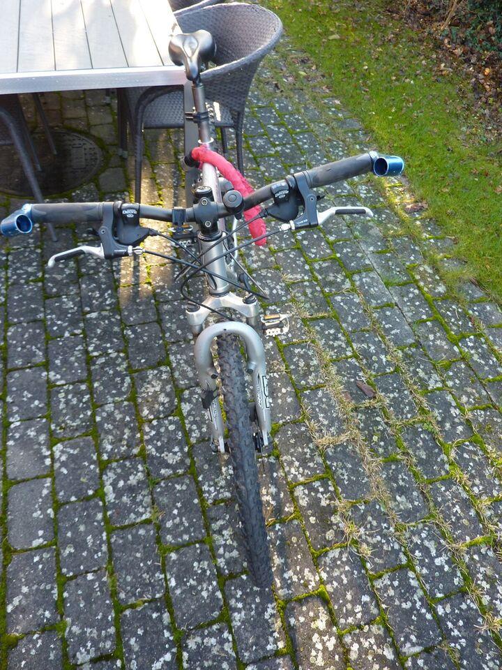 Herrecykel, andet mærke EPX, 27 gear