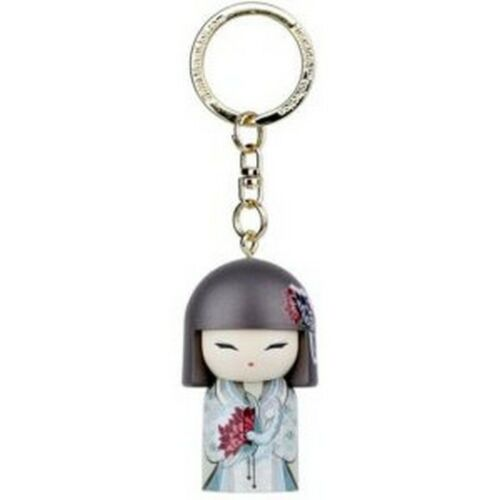 KIMMIDOLL COLLECTION  KEYCHAIN AZUMI KINDNESS TGKK199 08//2016  MINT IN BOX