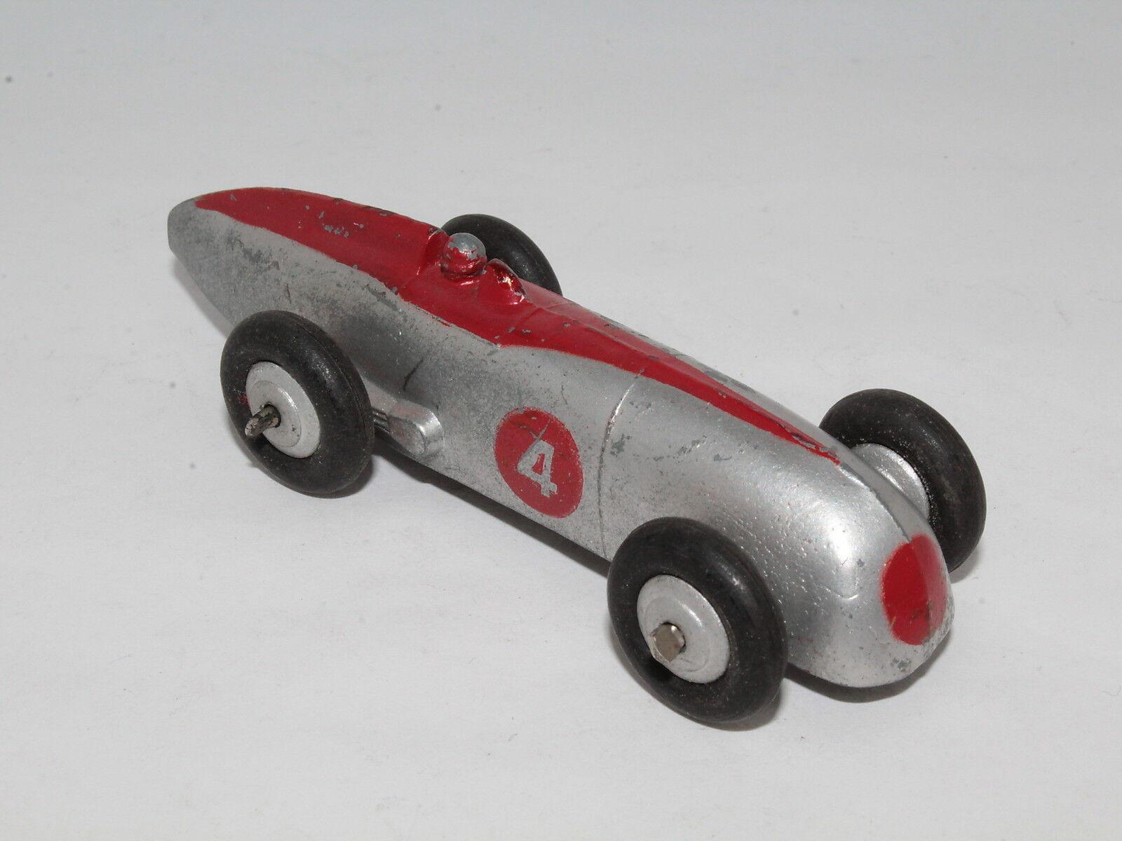 Dinky Toys No. 23a 23 a racing car 1946-Meccano LTD-Original-No Bo [os3-002]