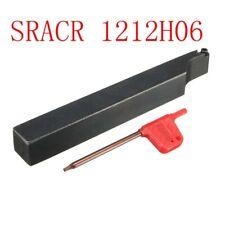 2pcs RCMT0602MO NX2525 insert SRACR1212H06 Boring Bar Turning Tool