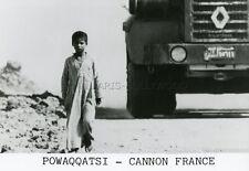 GODFREY REGGIO PHILIP GLASS POWAQQATSI 1988 VINTAGE PHOTO #1