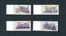 TRAINS - Southwest Africa   -1985 set of 4 (SC 544-7)-MNH-C691