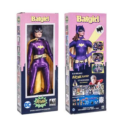 Batgirl Batman Classic TV Series Boxed 8 Inch Action Figures