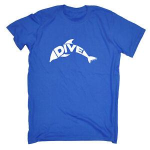 Scuba Diving Kids Childrens T-Shirt Funny tee TShirt Octopus Diver Scuba Divin