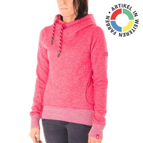 Farben versch 32261 Alife /& Kickin Sarah B Hoodie Damen Kapuzenpullover