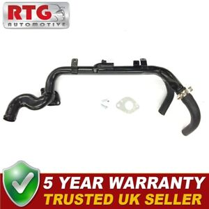 Metal Front Radiator Coolant Water Pipe For Astra Signum Vectra Zafira Saab 1.9D