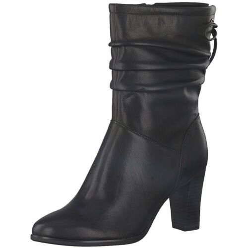 Tamaris Damen Stiefeletten Woms Boots 1-1-25350-21//001 schwarz 522798