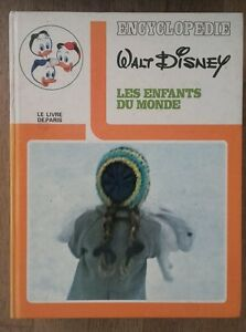 serie-de-7-volumes-ENCYCLOPEDIE-WALT-DISNEY-1972-et-1973