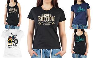 Details Zu T Shirt Zum 16geburtstag Für Damen Mädchen Geburtstag 16 Jahre Geschenk 16