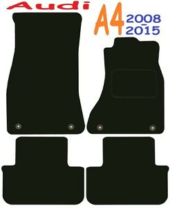 Audi-A4-Tailored-car-mats-Deluxe-Quality-2015-2014-2013-2012-2011-2010-200