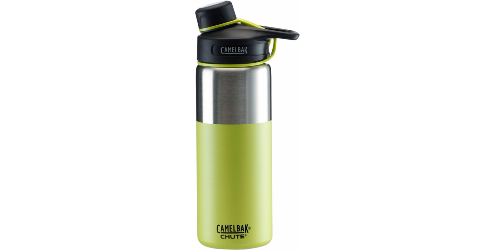 Camelbak Chute Vacuum Thermosflasche 1,2L Lime Edelstahl Isolationsflasche