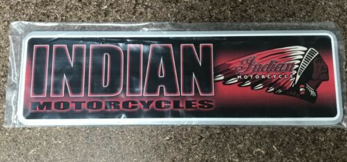 Indian Motor Cycle Aluminium Number Plate Holley Stromberg mancave workshop