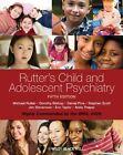 Rutter's Child and Adolescent Psychiatry by Dorothy Bishop, Stephen Scott, Daniel S. Pine, Jim S. Stevenson, Anita Thapar, Sir Michael Rutter, Eric A. Taylor (Paperback, 2010)