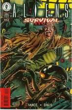 Aliens: Survival # 2 (of 3) (Guy Davis) (USA, 1998)