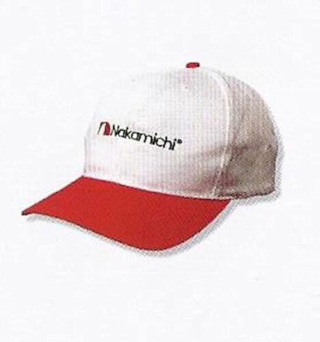 Nakamichi BASEBALL CAP 100/% Cotton