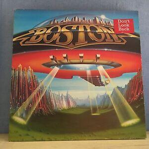 BOSTON-Don-039-t-Look-Back-1978-UK-vinyl-LP-EXCELLENT-CONDITION