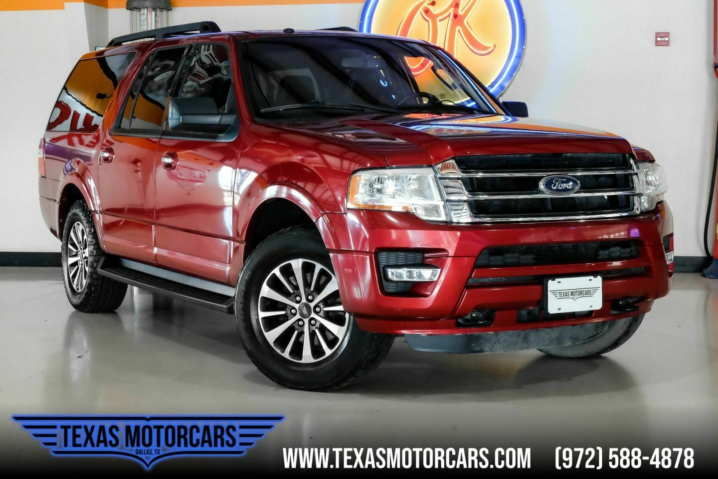 2015 Ford Expedition XLT 4x4