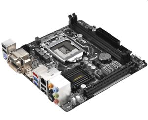 ASRock-B85M-ITX-Intel-LGA-1150-H3-Mini-ITX-Mainboard-Backplate-enthalten