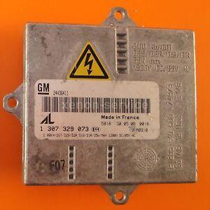 Xenon Ballast Balastro Unidad De Control Opel Vectra B 93170673 1307329073