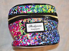 Elizabeth Arden Shoshanna Multicolore cosmetici Bag con brevetto Taglia Nuovo