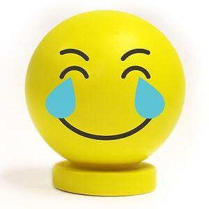 Emoji-Fissures-de-Joie-Illumi-Mate-Lumiere-Couleur-Changeante-Neuf-LED
