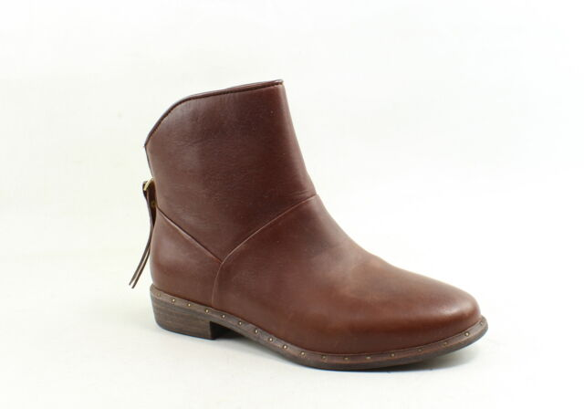 UGG Womens Bruno Mid Brown Fashion Boots Size 5 (932920)