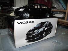 Toyota vios yaris sedan belta 1/18 model car silver free shipping