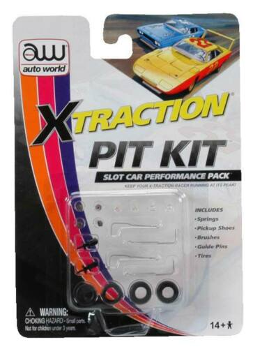 Auto World X-Traction Slot Car Pit Kit RDZ00105