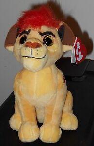 215ae5074df Ty Beanie Baby ~ KION the Lion (Disney s The Lion Guard)(6 Inch) NEW ...