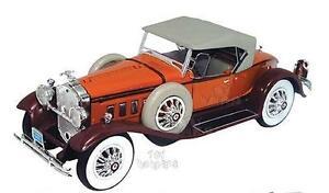 1930-PACKARD-Metal-Body-Model-Kit-1-32-Scale-testors-car-set-diecast