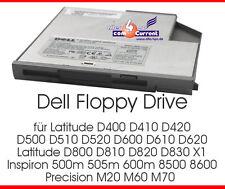 DELL FLOPPY DRIVE DISKETTENLAUFWERK INSPIRON 500M 600M 8500 FDDM-101 MPF82E D8