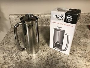 Image Is Loading Espro Insulated French Coffee Press 8 Oz New