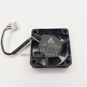 1pcs DELTA ASB0305MA-01 3010 3cm DC 5V 0.19A  3Pin Cooling Fan