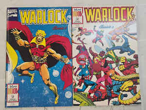 WARLOCK CLASSIC vol. 1 e vol. 2 - Play Press