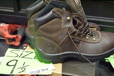 Steel Toe Work Boot size 9.5