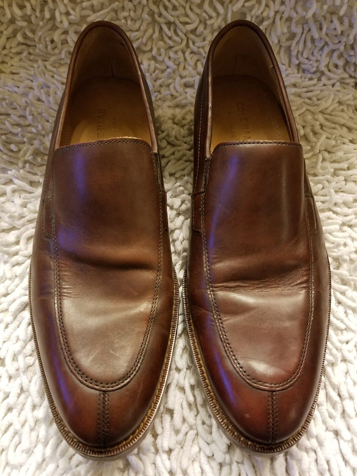Cole Haan Madison Spl. Venetian II (C12854) Dk. Brown Split Toe 9M