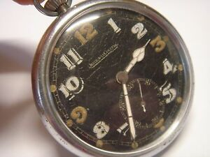 Jaeger-le-Coultre-Crown-Wind-Pocket-Watch