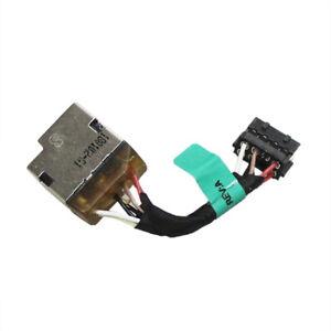 DC Power Jack Cable Fr HP Pavilion 15-P100 15-P200 15-P000 15-P030NR 762507-001