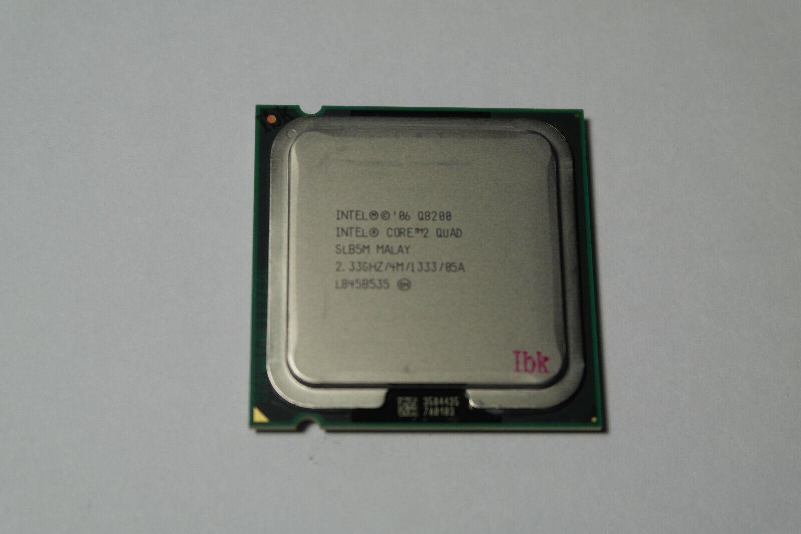 Pleasing Intel Core 2 Quad Q8200 2 33Ghz Quad Core Eu80580Pj0534Mn Processor Unemploymentrelief Wooden Chair Designs For Living Room Unemploymentrelieforg