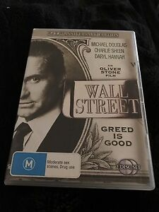 Movie-DVD-Wall-Street-Michael-Douglas-Great-Watching