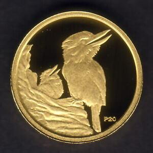 Australia-2009-1997-1-20th-oz-Gold-Kookaburra-5-Perth-Mint-Issue-Proof
