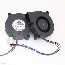 1pc Delta BFB0512HH -F00 50x50x15mm 5015 DC 12V 0.31A Ball Bearing Blower Fan