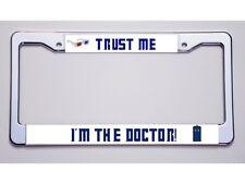 item 8 doctor who fan trust meim the doctor license plate frame doctor who fan trust meim the doctor license plate frame - Doctor Who License Plate Frame