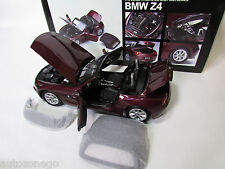 MEGA RARE  BMW Z4 E85  ROADSTER 1/18 KYOSHO WITH SOFT TOP