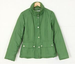 0a42754914d Image is loading TOMMY-HILFIGER-Down-amp-Feathers-Green-Winter-Jacket-