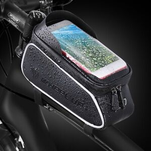 Bicycle-Bag-Front-Frame-Bycicle-Waterproof-Cycling-Top-Tube-Bag-Bike-Accessories