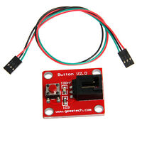 Button Module V2.0 for Sensor Shield+Free 3pin Cable compatible with Arduino
